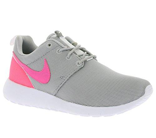 Nike Roshe Run, Mädchen-Laufschuhe, - Grau - Größe: 38,5 EU