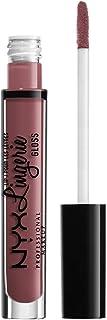 NYX PROFESSIONAL MAKEUP Lip Lingerie Gloss - Honeymoon, Mauve Pink