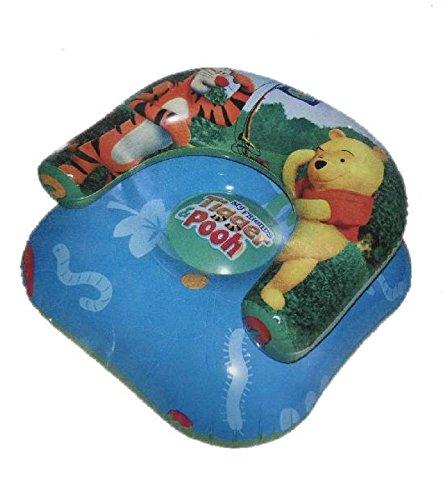 Poltrona Gonfiabile Winnie The Pooh e Tigro poltroncina Piscina Mare *05528