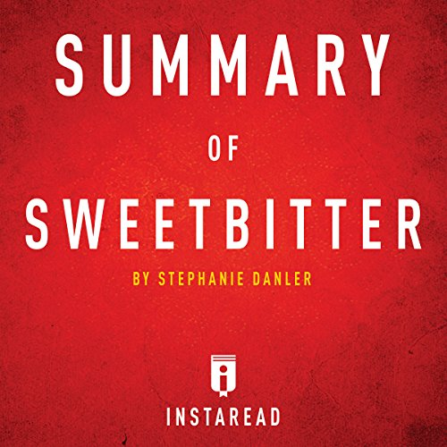 Summary of Sweetbitter by Stephanie Danler | Includes Analysis audiobook cover art
