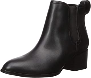 The Drop Women's Paula Classic Pull Tab Chelsea Boot
