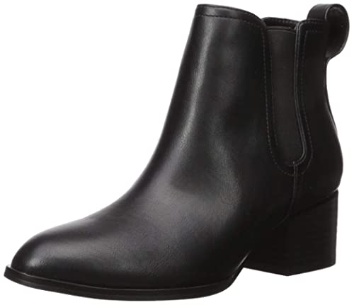 The Drop Women's Paula Classic Pull Tab Chelsea Boot