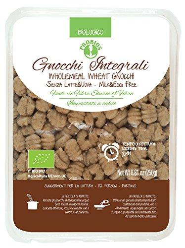 Ñoquis de trigo integral 250 g