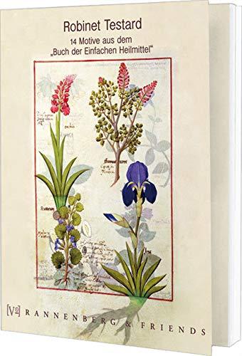 Rannenberg & Friends, Postkartenbuch '14 Motive aus dem Buch der Einfachen Heilmittel