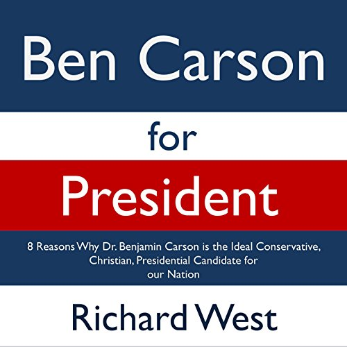 Ben Carson for President cover art