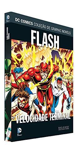Dc Graphic Novels Ed. 94 - Flash: Velocidade Terminal