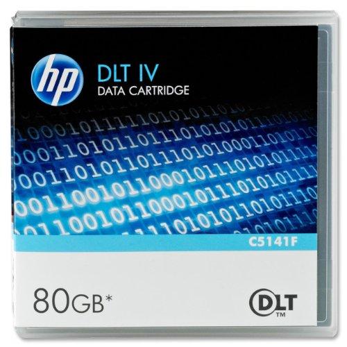DLT TAPE IV data cartridge, 20MB/sek., 40GB/80GB