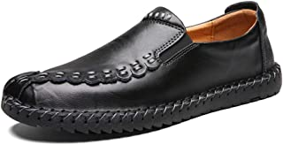 Men Casual Shoes Men Shoes Genuine Leather Men Loafers Moccasins Driving Shoes