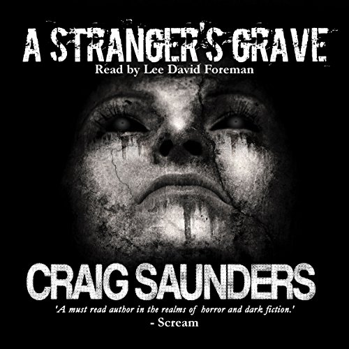 A Stranger's Grave audiobook cover art