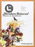 Literatura universal 1º Bachillerato - 9788494254185