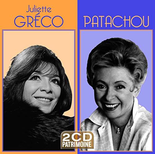 Juliette Gréco/Patachou (2cd Patrimoine)