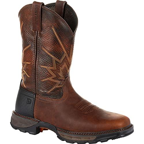 Durango Maverick XP Ventilated Western Work Boot Size 10(M)