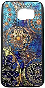 Samsung S6 edge colorful cover