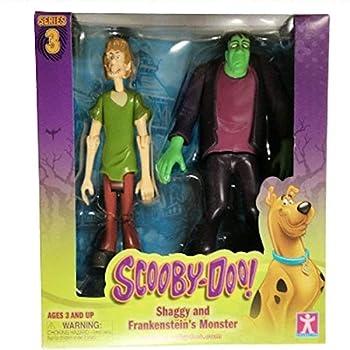 Scooby Doo! Series 3 Shaggy and Frankenstein s Monster Action Figures