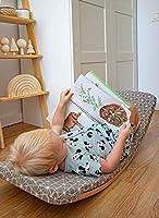 Tabla curva infantil con colchón. Juguetes Educativos. Aprendizaje para niños. Fabricado en España.