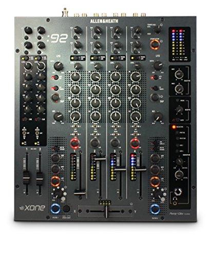 Allen Heath XONE92 Allen-Heath Xone 92 Profi-Mixer, 30,5 cm (12 Zoll)