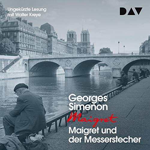 Maigret und der Messerstecher Titelbild