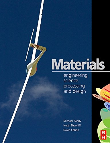 Vlu Ebook Materials Engineering Science Processing And Design By Michael F Ashby Hugh Shercliff David Cebon I6gveupdf