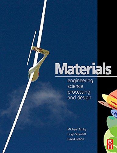 Vlu Ebook Materials Engineering Science Processing And Design By Michael F Ashby Hugh Shercliff David Cebon I6gveupdf