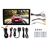 Gorgeri 10.1in HD Quad Core 2 Din MP5 Player Radio stereo WIFI Bluetooth Car GPS(Without Rear View Camera)