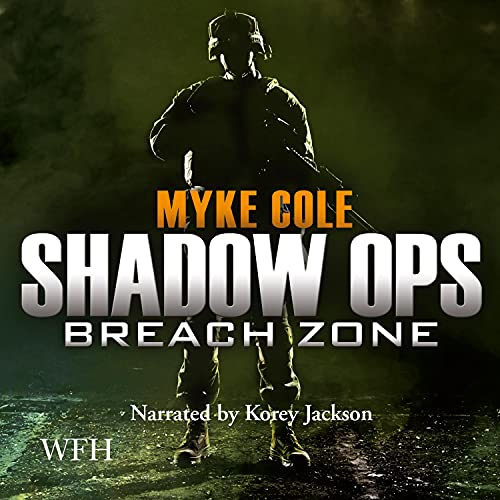Breach Zone Audiobook By Myke Cole cover art