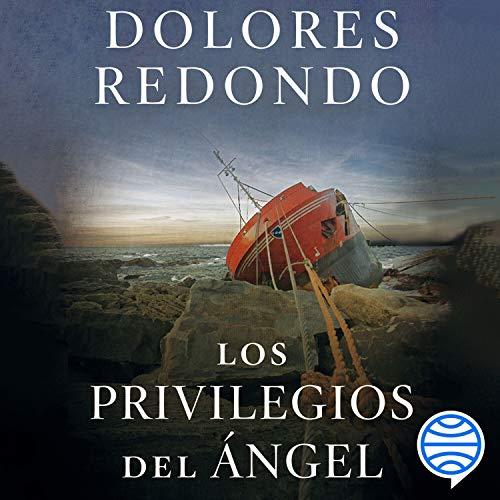 Diseño de la portada del título Los privilegios del ángel