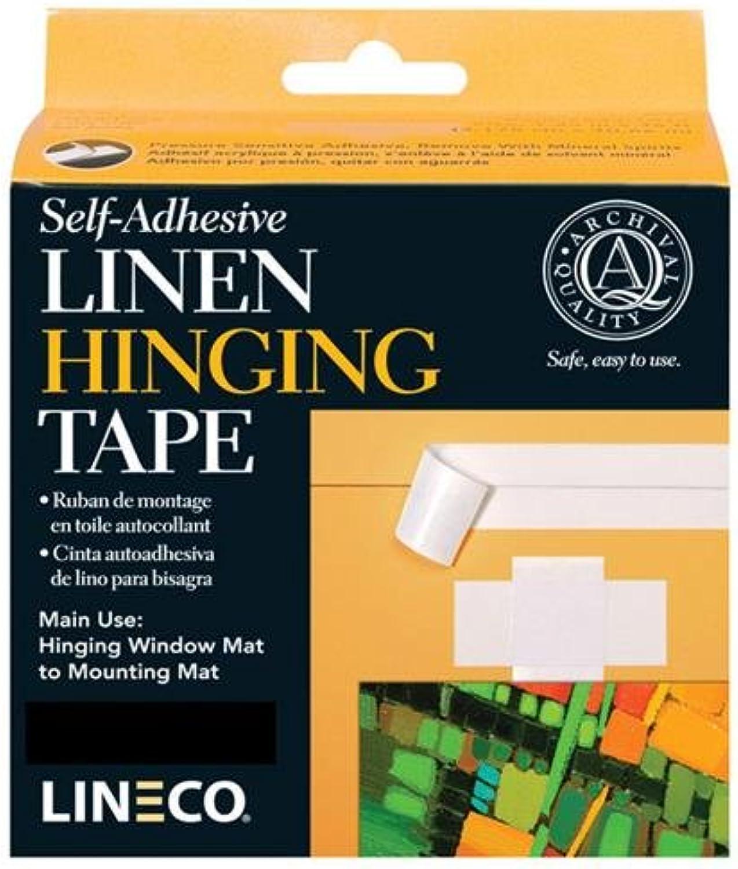 Linen Adhesive Hinge Tape Blk 1.25Inx150Ft B003NGSBP4     Günstige
