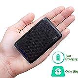 Power Bank 10000mAh Cargador Portátil con Gran Capacidad y Doble Salida USB (5V /...