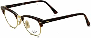 Ray-Ban RX5154 Clubmaster Square Eyeglass Frames