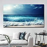 N / A HD modernen Stil seelandschaft Leinwand Malerei