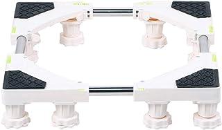 Rullbas, kylskåp Stor lagerkapacitet med inbyggd nivå underlättar för tvättmaskin kylskåp