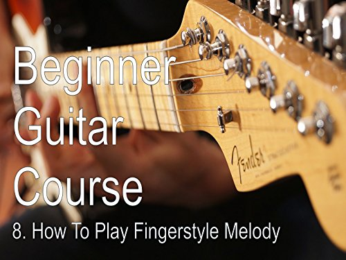 How To Play Fingerstyle Melody