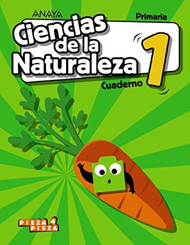 Ciencias Naturaleza 1. Cuaderno. Pieza Pieza