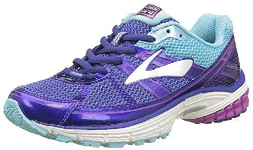 Brooks Brooks Damen Vapor 4 Gymnastikschuhe, Blau (Clematis Blue/Violet Indigo/Purple Cactus Flower), 36.5 EU