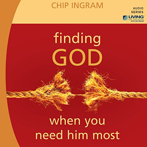 Finding God When You Need Him Most audiobook cover art