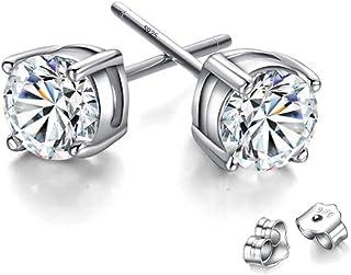 Sterling Silver earrings, girls jewelry earrings
