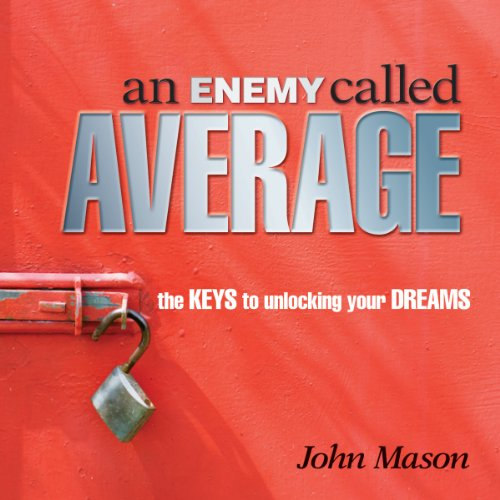 An Enemy Called Average audiobook cover art