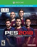 Pro Evolution Soccer 2018 - Xbox One Legendary Edition