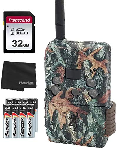 Browning BTC DWPS VZW Defender Wireless Pro Scout Cell 16MP Trail Camera Verizon 32GB SD Card product image