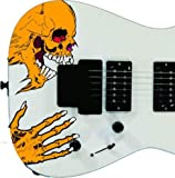 pushead Zombie JH Guitar stickers autocollants Vinyl Guitar & Bass Body