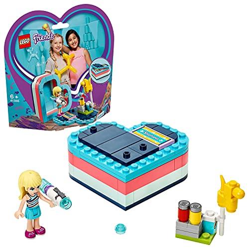 LEGO 41386 Friends La Scatola del Cuore dell'Estate di Stephanie (Ritirato dal Produttore)
