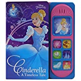 Disney Princess - Cinderella A Timelss Tale Sound Book - PI Kids (Play-A-Sound)