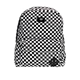 Vans SS20 Alter Rucksack DER Skool III OS Black-White Check one Size, VN0A3I6RHU01