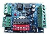 DMX512 Decoder 4CH Channel 16A RGBW Controller CMOS Output