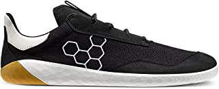 Vivobarefoot Geo Shell, Mens Retro Style Lightweight Trainers with Barefoot Sole
