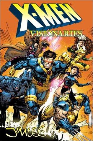 X-Men Visionaries: Jim Lee TPB