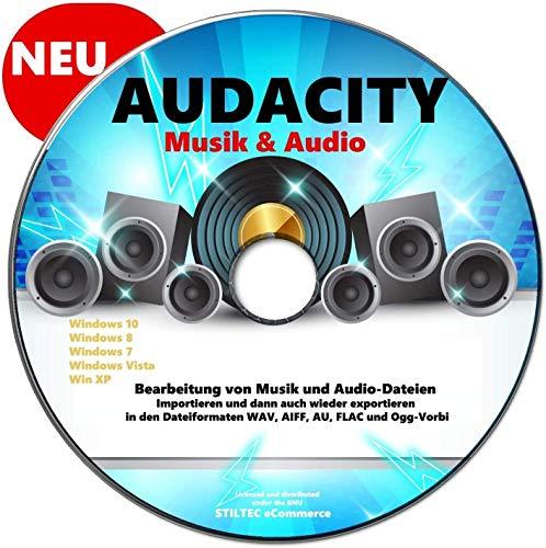 Audiorekorder/ Audioeditor Das professionelle Tonstudio