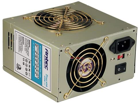 Antec TruePower 430-Watt Power Supply