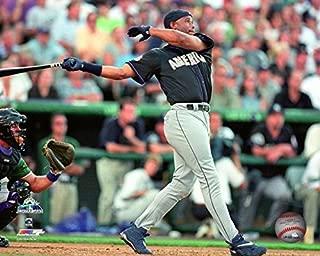 Ken Griffey Jr. Home Run Derby 1998 MLB Action Photo (Size: 11
