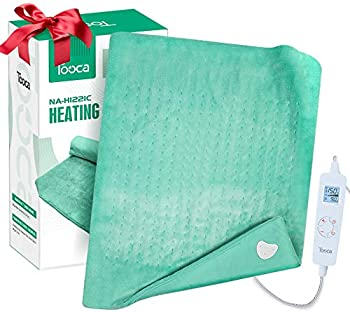 Tooca Flannel Automatic 20 x 24 Inch Power-Off Heating Pads
